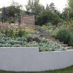 Trädgårdsforms trädgårdsplanering bilder (19)