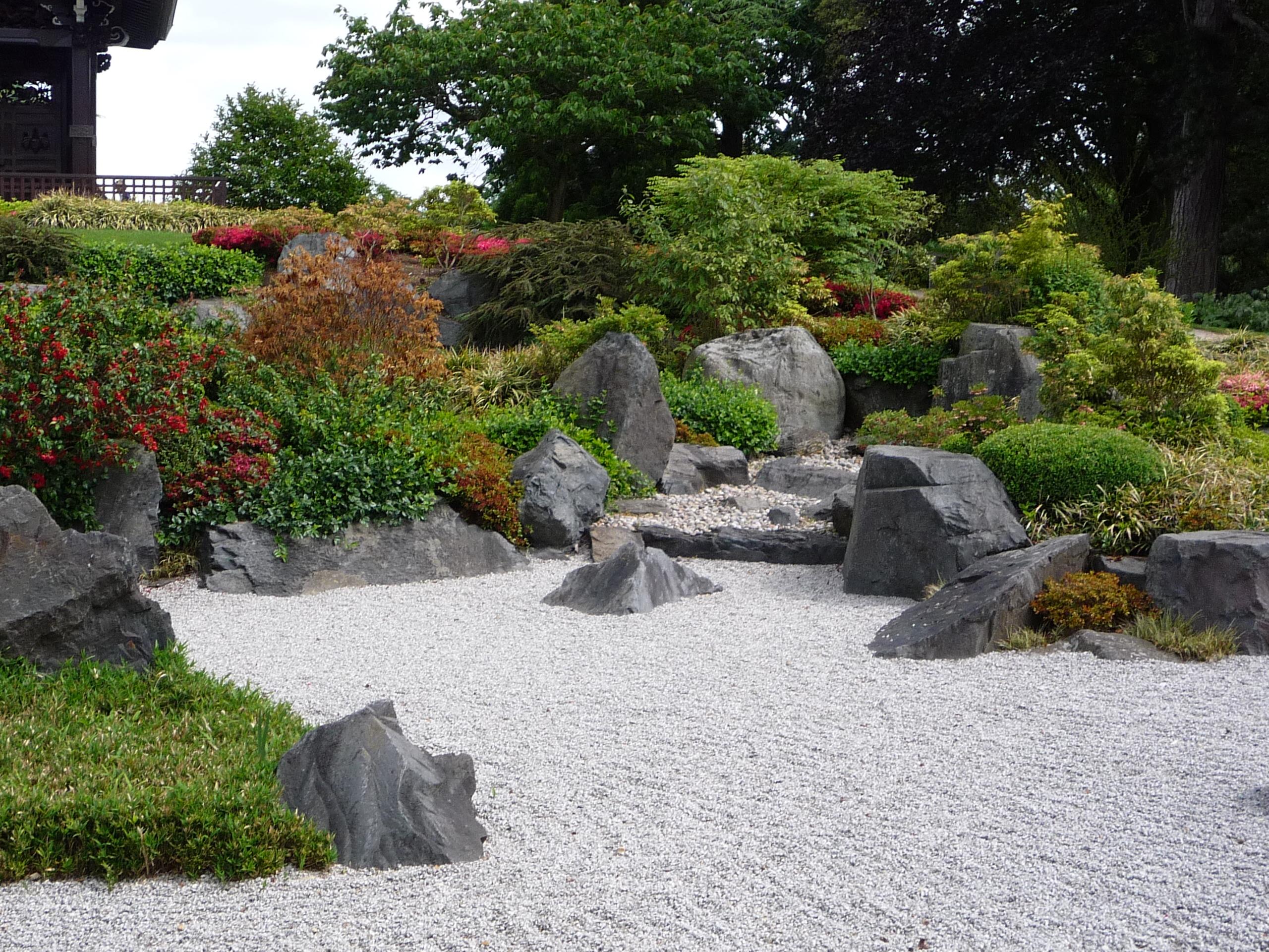 Garden of Activity