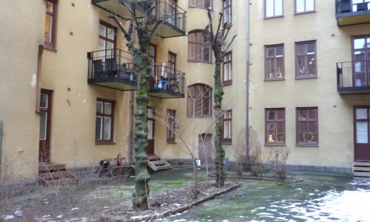 Bild före renovering